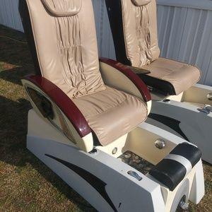 L270 salon pedicure massage chair for sale